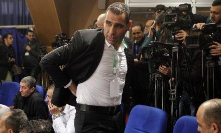 Zetchi : » Je ne peux pas nier l'existe de la corruption ! «