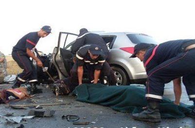 Msila: Quatre morts et 3 blessés dans une collision