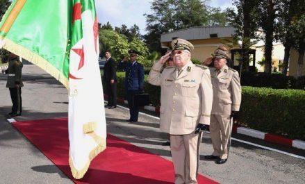 Gaïd Salah installe dimanche le Commandant de la 3e Région Militaire à Béchar