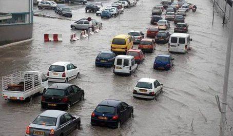 Arzew: Huit entreprises pour le drainage des eaux pluviales