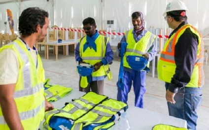 Qatar: Des employés du Mondial-2022 sans salaires depuis des mois