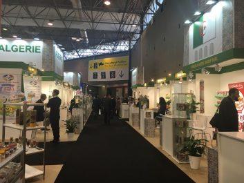 Les entreprises algériennes présentes au Salon de l'alimentation à Paris