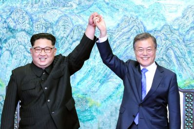 Sommet intercoréen: Moon veut un dialogue «sincère»