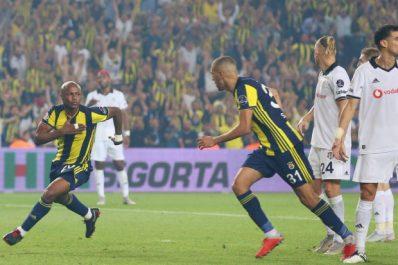 Fenerbahçe obtient le nul face au Besiktas. Benzia et Slimani titulaires