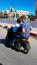 Relizane: Vaste opération de contrôle des motocycles