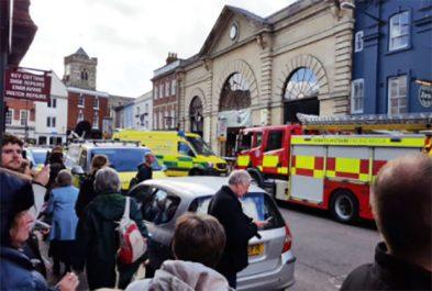 Incident à Salisbury: «rien» ne suggère l'usage de Novitchok