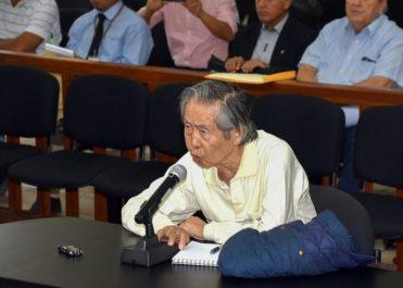 Pérou: un juge annule la grâce accordée à l'ex-président Fujimori