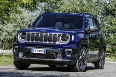 Fiat Chrysler Automobiles : La Jeep Renegade Plug-in Hybride pour 2020