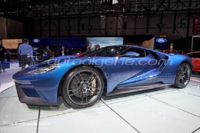 Ford : Augmentation de production pour la Ford GT