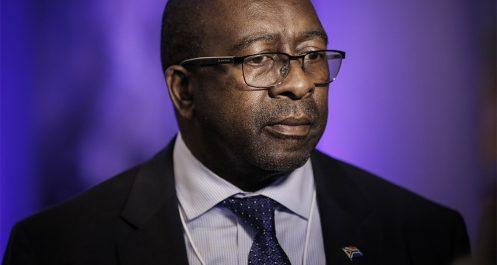 Afrique du Sud: le ministre des Finances démissionne