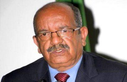 M. Messahel remet un message du Président Bouteflika à son homologue équato-guinéen