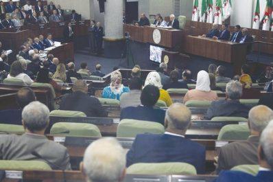 Plénière de validation de la vacance du poste de président de l'APN: Un report et des interrogations