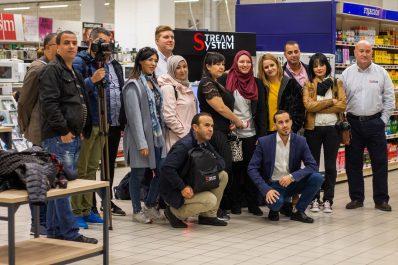 La presse algérienne part à la découverte de l'activité de BOMARE COMPANY en Europe