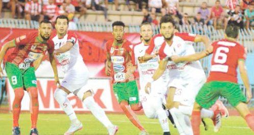 Ligue 2 Mobilis (10e journée): L'ASO Chlef assurée de rester leader, les poursuivants en danger