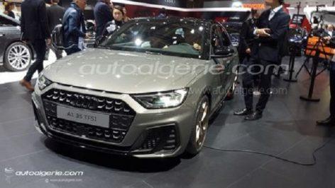 Volkswagen Group : Une version Allroad pour l'Audi A1