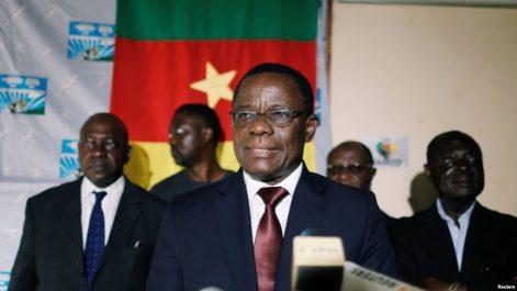 Présidentielle au Cameroun: trois candidats demandent l'annulation du scrutin