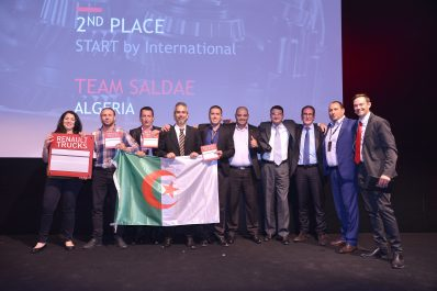 Challenge après-vente «START» 2018 :  l'Algérie classée 2ème