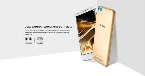 Doogee Annonce l'arrivé de deux nouveaux venus sur le marché du Smartphone : Le X55 et le X30