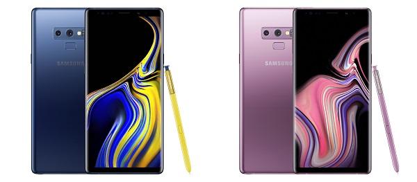 Le meilleur de la conception, des fonctions et des performances : le stylet S Pen connecté de Samsung Galaxy Note9