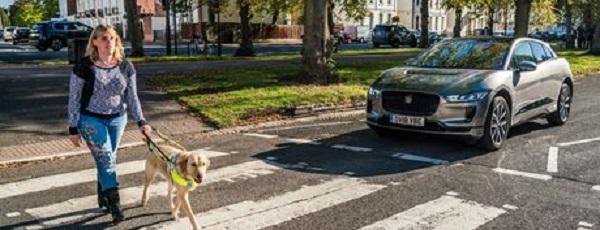 Jaguar Land Rover : La Jaguar I-Pace devient sonore pour s'annoncer