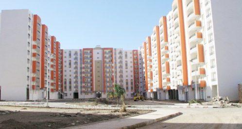 Cherchell: Distribution prochaine de 1 150 logements sociaux