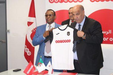 Ooredoo devient le Sponsor Officiel  de l'Entente Sportive de Sétif