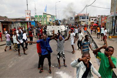 RDC: Les problèmes de sécurité mettent en danger les élections