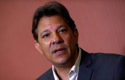 Présidentielle au Brésil : Fernando Haddad se dit confiant