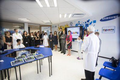 9ème Projet Numérique : Samsung Algérie inaugure une Tech School au Lycée Descartes à Alger