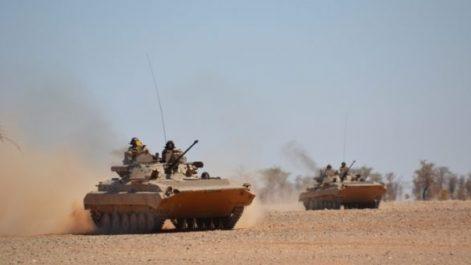 L'Algérie 7ème importateur d'armes au monde : un organisme belge appelle à l'embargo contre l'armée algérienne