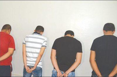Nâama: Deux cambrioleurs et cinq narcotrafiquants arrêtés