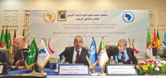 Assemblée générale d'Afripol à Alger : Défection d'une douzaine de pays