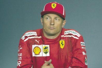 Il est champion du monde 2007 de formule 1 : Räikkönen écope d'une amende en Suisse pour faute de conduite