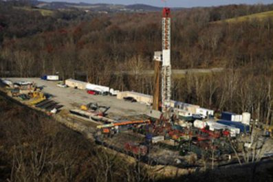 Gaz de schiste: fracturation hydraulique attendue en Angleterre