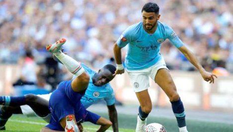 Mahrez : «Je dois encore prouver que je mérite de jouer pour un club comme MAN City»