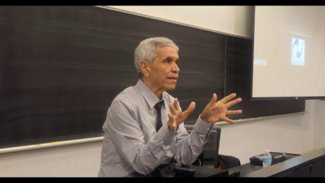 Dérèglement climatique et gestion des ressources : le professeur Chems-Eddine Chitour appelle les Algériens à changer leur comportements