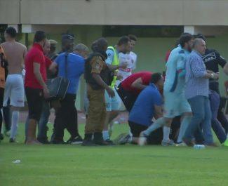 Derby algérois CRB-USMA : Des actes de violence et des blessés