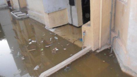 Oran /Oued Tlélat: Les eaux pluviales envahissent la nouvelle cité causant des dégâts matériels