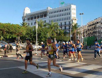 7e semi-marathon d'Alger : plus de 2000 participants annoncés