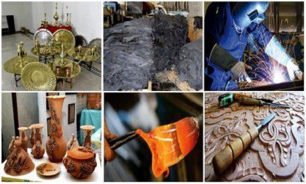 Le 7e salon national des industries traditionnelles du 26 décembre au 1er janvier à Oran