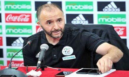 Belmadi fidèle à son discours : «On ira en Egypte pour gagner le trophée»