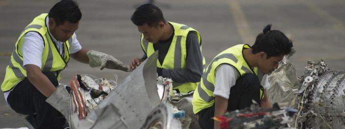 Crash en Indonésie : l'avion de Lion Air n'aurait pas dû être autorisé à voler