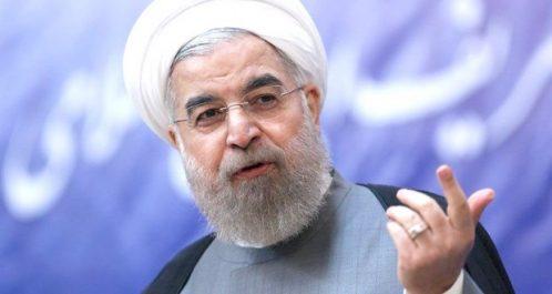 Iran : Rohani dénonce une « guerre totale » de Washington contre Téhéran