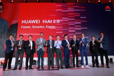 Huawei lance HiAI 2.0 et s'engage à créer l'expérience ultime des applications d'intelligence artificielle
