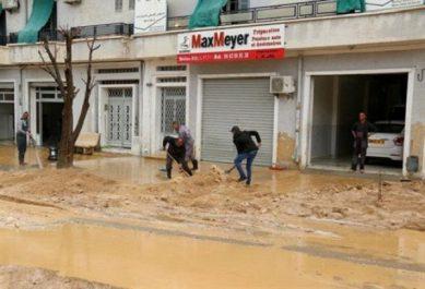 Prévention des risques d'inondations à Alger: un plan pour contrôler plus de 60 points noirs