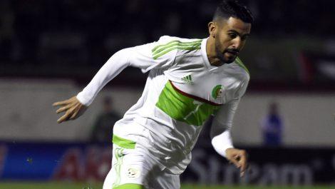 CAN 2019: Mahrez dans l'équipe type de la 5éme journée