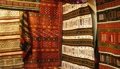 Fête du tapis à Khenchela : plus de 40 exposants à la 9ème édition