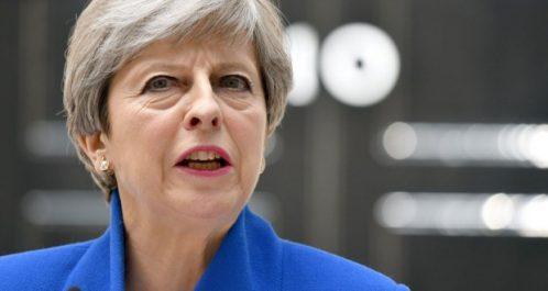 Brexit : Theresa May exhorte l'UE à faire un « dernier effort »