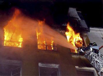 El-Bayadh: Incendie dans une cité U