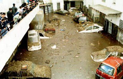 Les dégâts des inondations attendent réparations